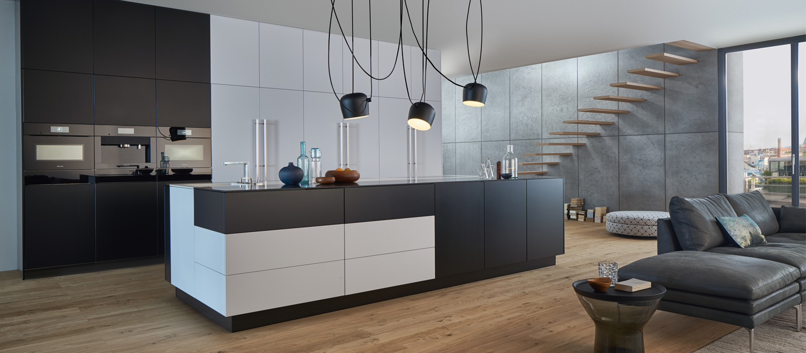 Leading NYC Modern European Kitchen Provider | Kitchen Cabinets   Leicht  New York