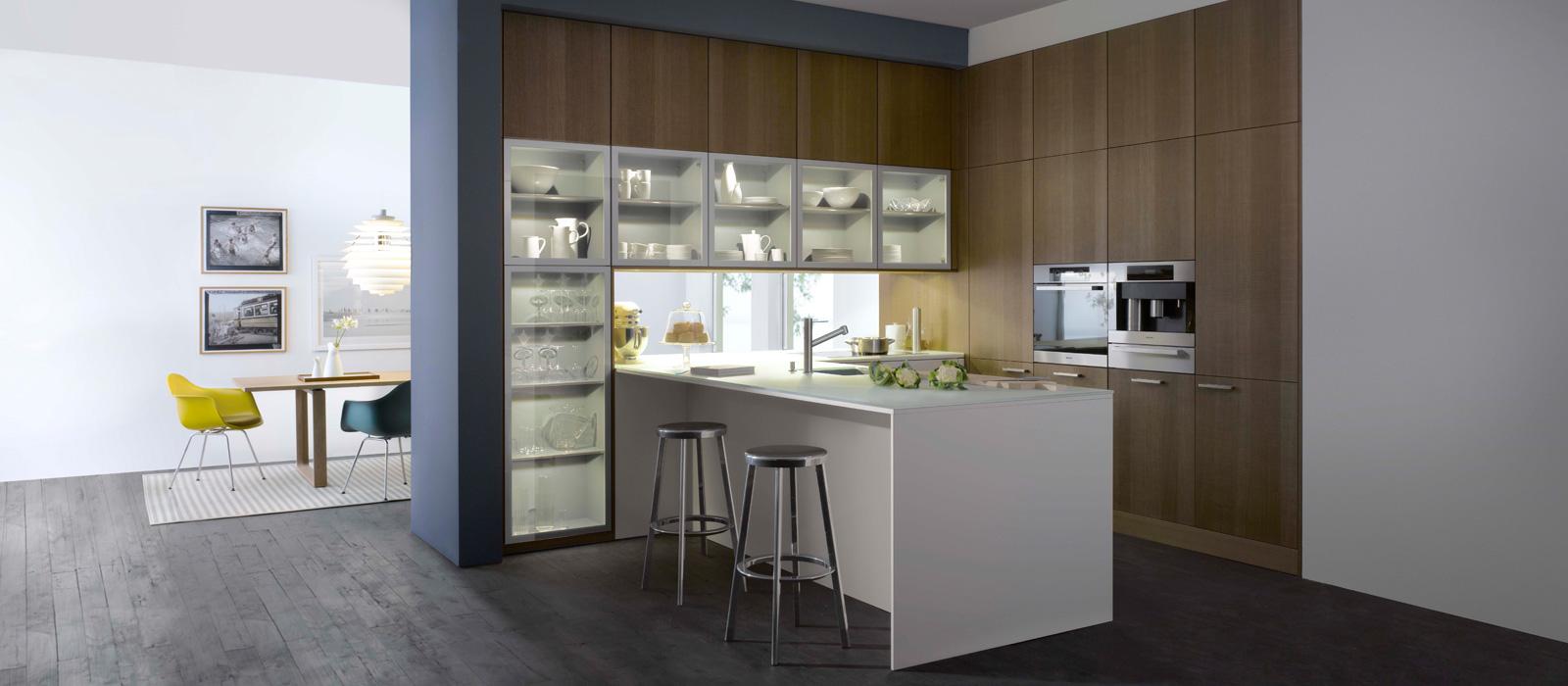modern kitchen styles kitchen cabinets leicht new york