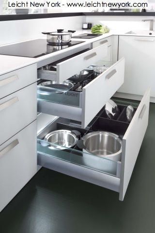 Ios M German Kitchen Planning Is Beautiful Functional Kitchen Cabinets Leicht New York