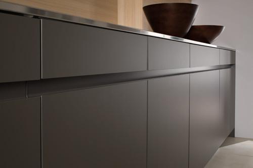 Pinta orlando avance k avance kh 2009 kitchen cabinets for Facade cuisine noir mat