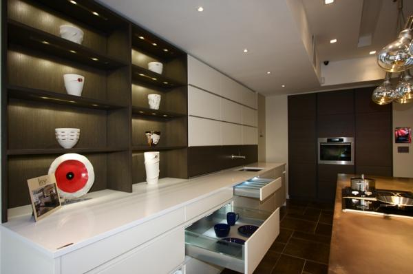 Manhattan Ny Kitchen Showroom Img Leicht New York