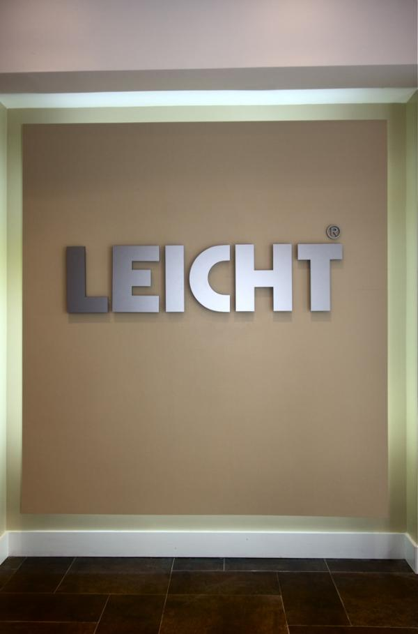 Manhattan Ny Kitchen Showroom Leicht Logo Leicht New York
