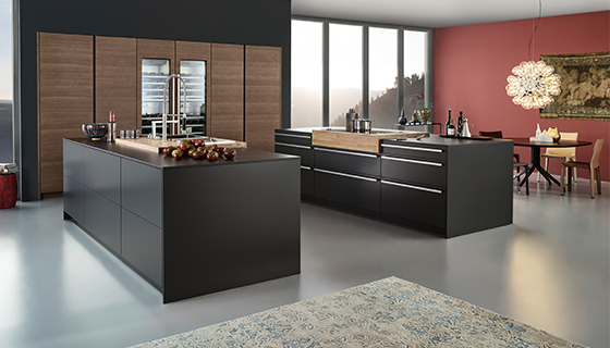 leader in luxury kitchen cabinetry - European Kitchen Cabinets