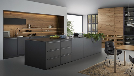 us cabinet options - European Kitchen Cabinets