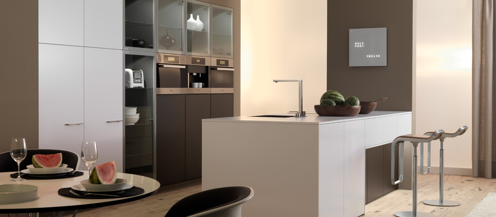 Brands of kitchen cabinets - Leading Nyc Modern European Kitchen Provider Kitchen Cabinets Leicht New York