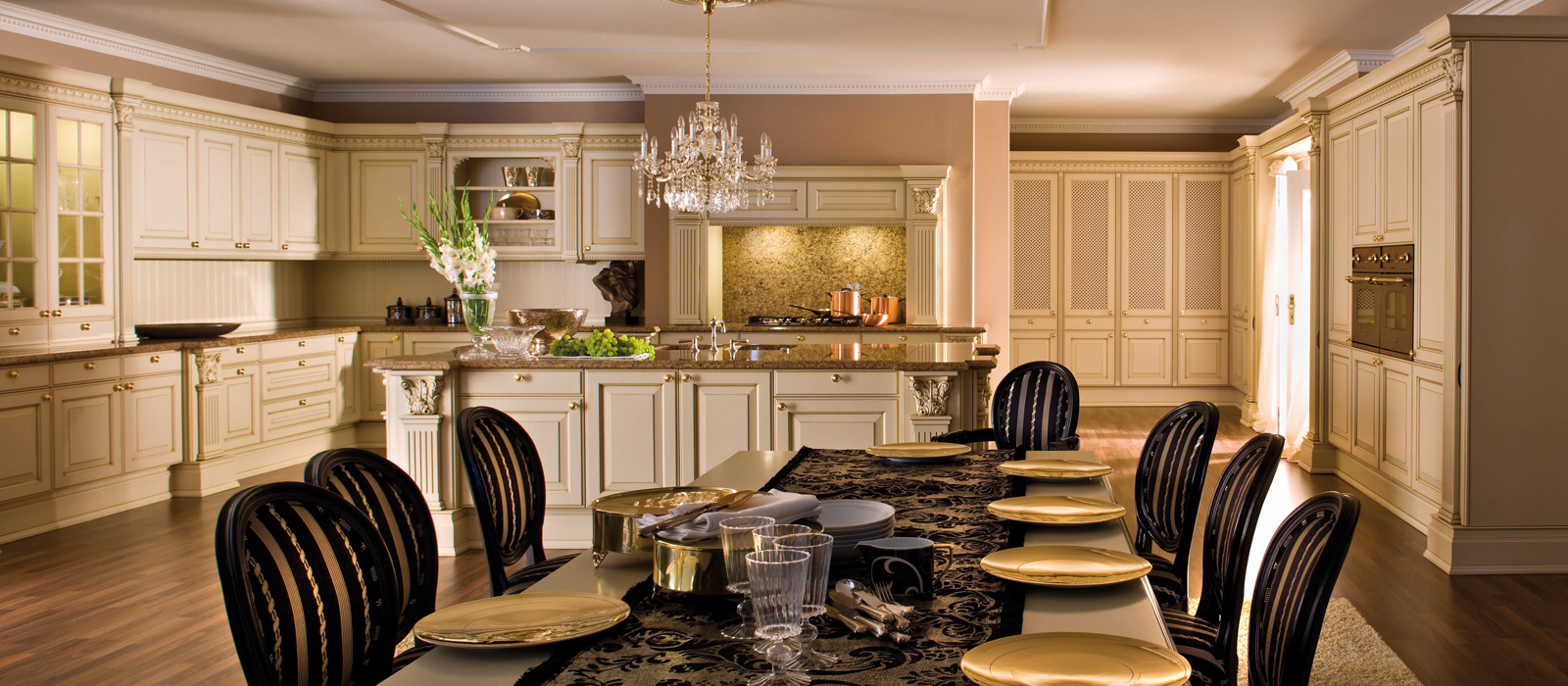 Awesome Luxury Kitchen Cabinets