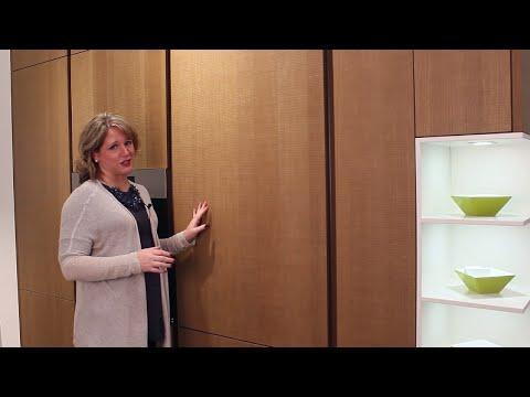 Embedded thumbnail for Leicht White Oak Finish Modern Kitchens