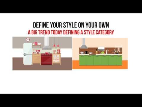 Embedded thumbnail for Selecting Kitchen Cabinet Styles