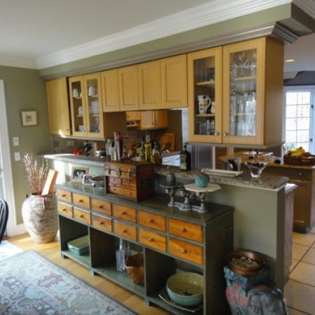 Westchester tao traditional kitchen before kitchen for Kitchen cabinets yonkers