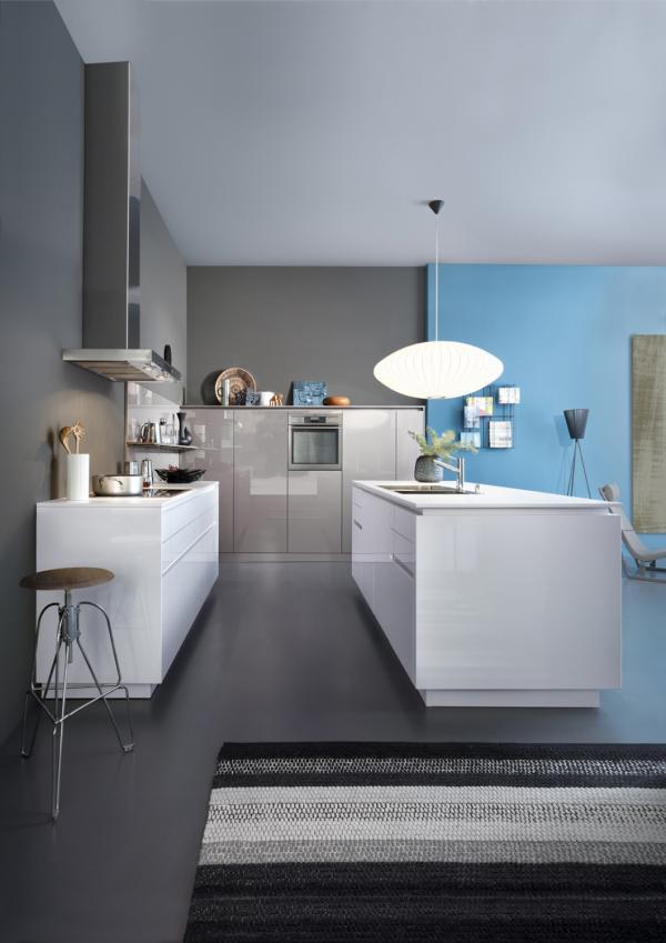 Leicht Kitchen: LEICHT CONTINO - Modern Kitchen Cabinets
